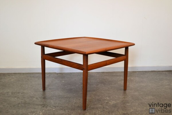 Danish Modern Coffee Table by Grete Jalk