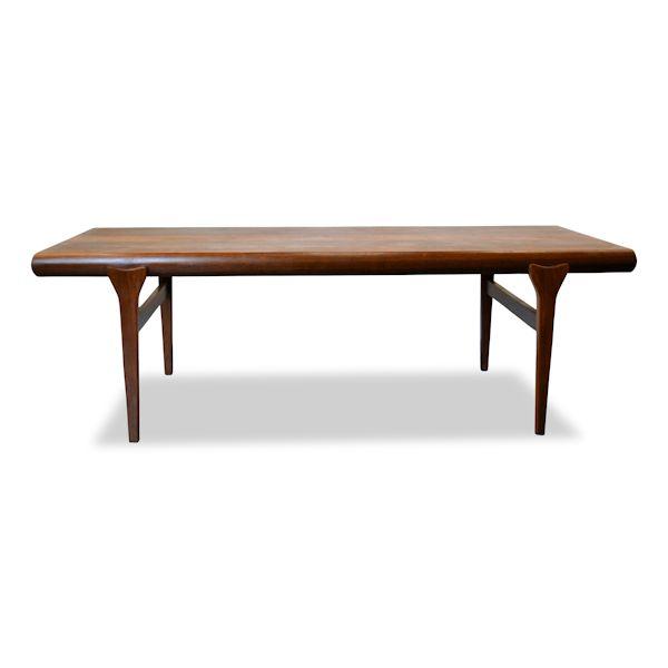 Danish Modern Coffee Table by Johannes Andersen