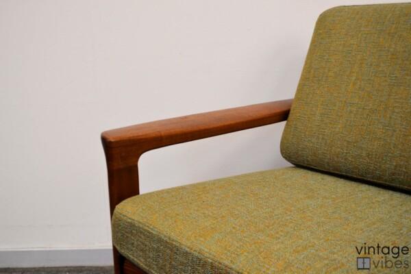 Sven Ellekaer Deens design fauteuil (detail)