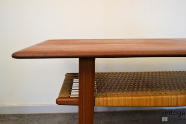Danish Modern Kurt Østervig Coffee Table - detail
