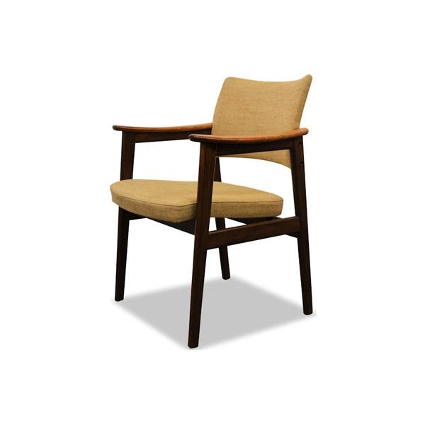 Erik Kirkegaard palisander armleuning stoel