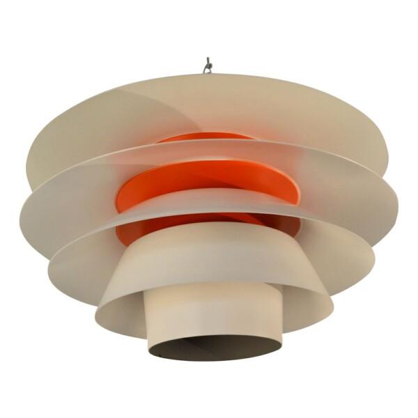 Vintage hanglamp van Svend Middelboe