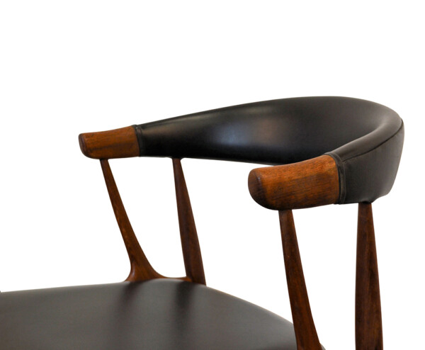 Johannes Andersen Dining Chairs - backrest