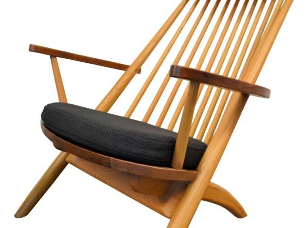 Tateishi Shoiji Lounge Chair - seat