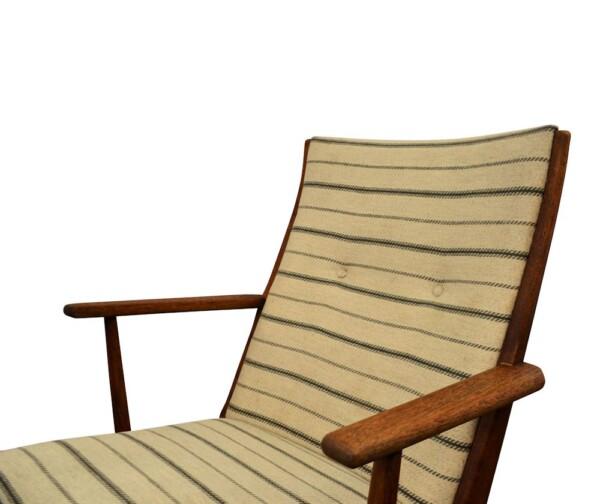 Vintage Holger Georg Jensen Model 97 Rocking Chair