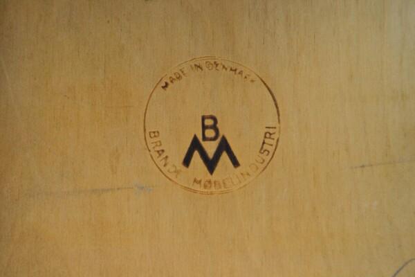 Rosewood Henri Rosengren Dining Chairs - branding
