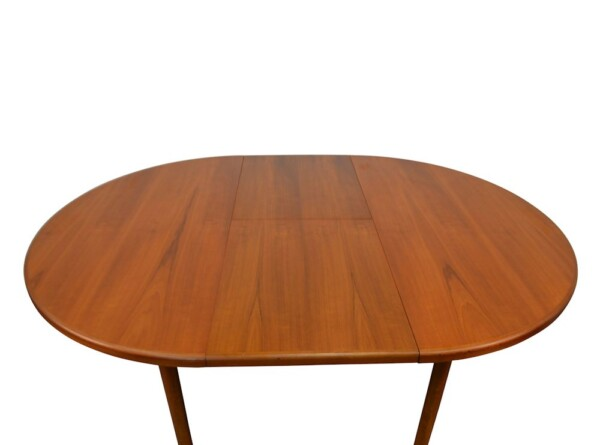 Vintage Midcentury Modern G-Plan Dining Table - top