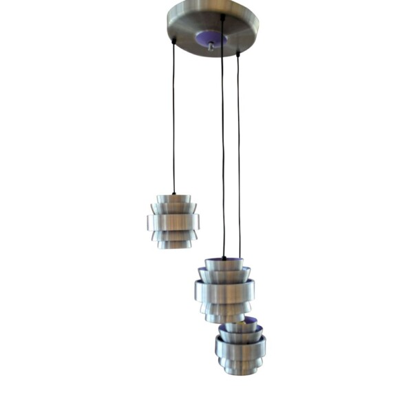 Mid-century Modern Pendant Lamp by Lakro
