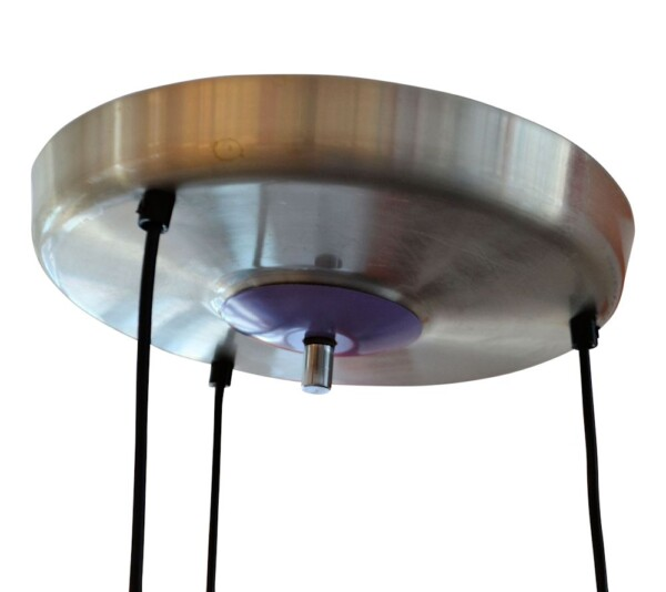 Mid-century Modern Pendant Lamp by Lakro - detail