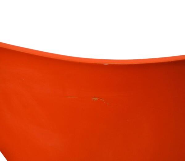 Model 3107 Butterfly Chairs by Arne Jacobsen - detail backrest