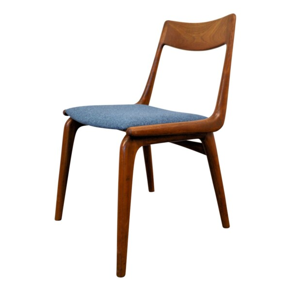Vintage Model no. 370 Boomerang Alfred Christensen Dining Chairs - side
