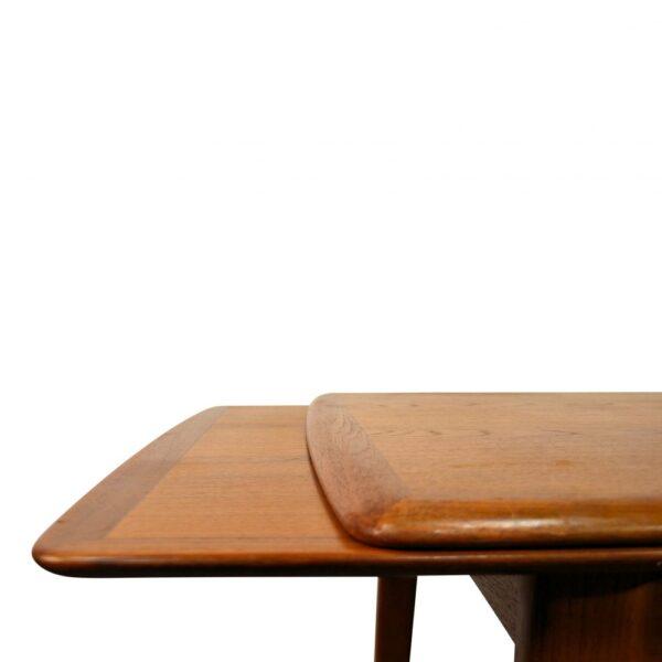 Danish Modern Svend Aage Madsen Dining Table - detail