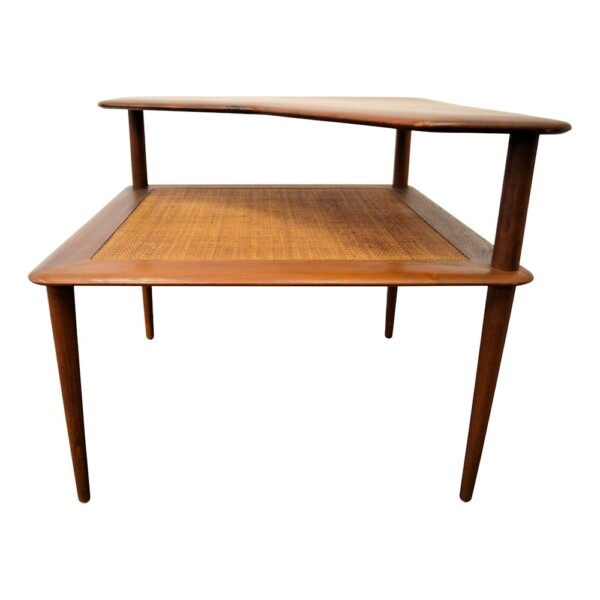 Vintage Peter Hvidt & Orla Mølgaard-Nielsen Sofa - table side