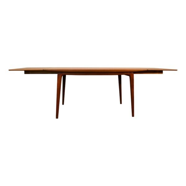 Vintage Model #371 Boomerang Alfred Christensen Dining Table - front
