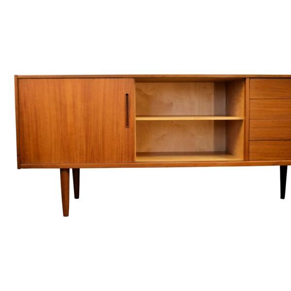 Vintage Nils Jonsson Model Trento Sideboard - open