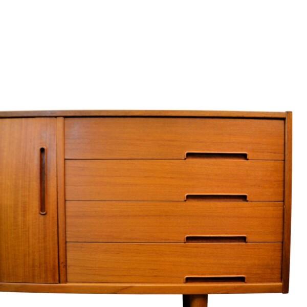 Vintage Nils Jonsson Model Trento Sideboard - drawers