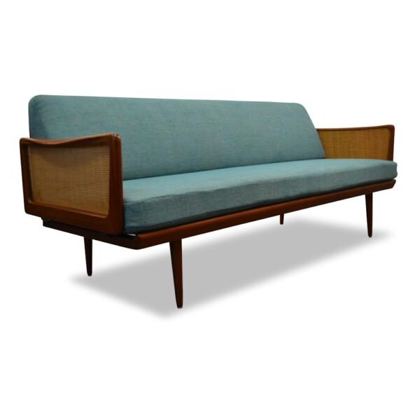 Peter Hvidt & Orla Mølgaard teak sofa