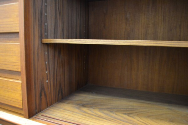 Gunni Omann teak dressoir model 13