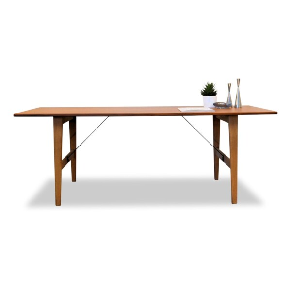 Vintage Danish Dining Table by Børge Mogensen