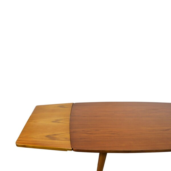 Vintage Danish Dining Table by L. Chr. Larsen & Son - extended