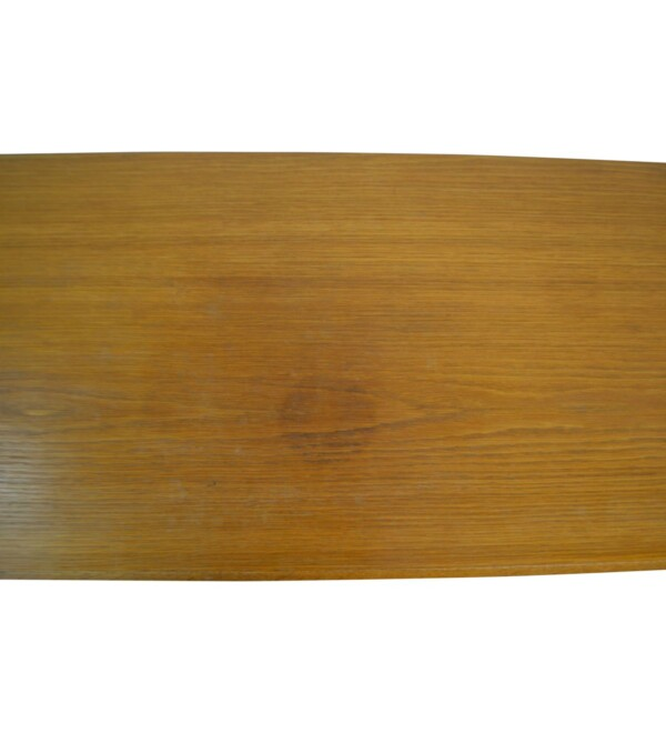 Vintage Oak Clausen & Son Sideboard - detail top