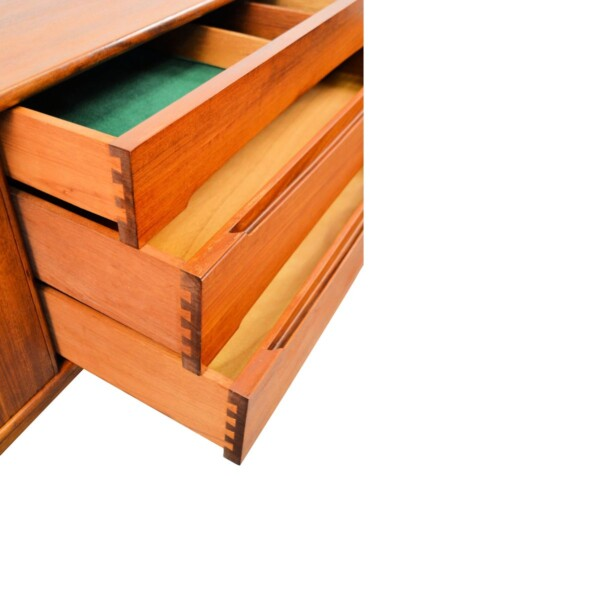 Vintage Teak Younger Sideboard - drawers