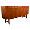 Vintage Zweeds Ulferts teak dressoir