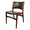 Vintage Teak Erik Buch Dining Chairs