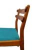 Vintage Dining Chairs by Slagelse Møbelvaerk - detail