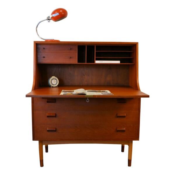 Vintage Danish Desk by Børge Mogensen