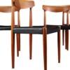 Vintage Teak Knud Faerch Dining Chairs