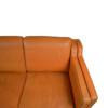 Vintage Borgen Mogensen Style Three-seater Sofa by Stouby