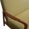 Vintage Teak Seating Group by Svegards Markaryd