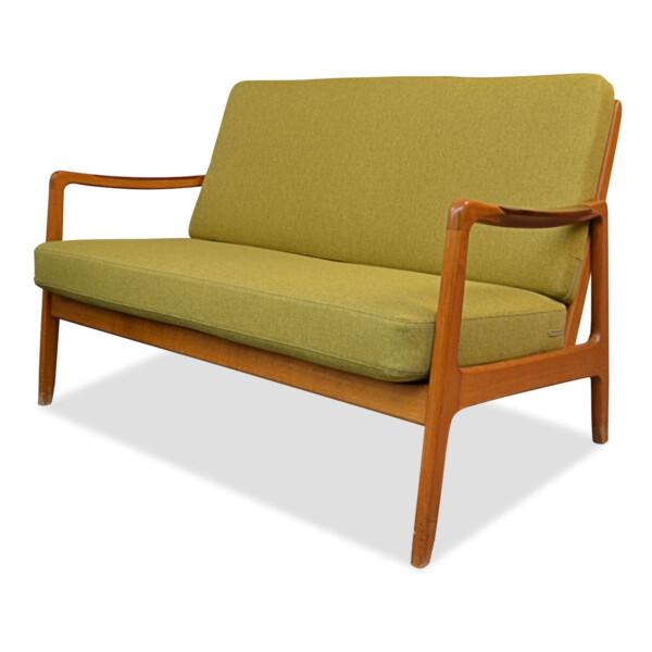 Vintage Teak Sofa by Svegards Markaryd