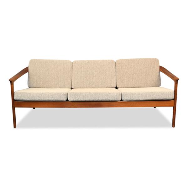 Vintage Teak Sofa by Folke Ohlsson