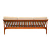 Vintage Teak Sofa by Folke Ohlsson - back
