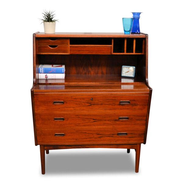 Vintage Rosewood Cabinet by Arne Wahl Iversen