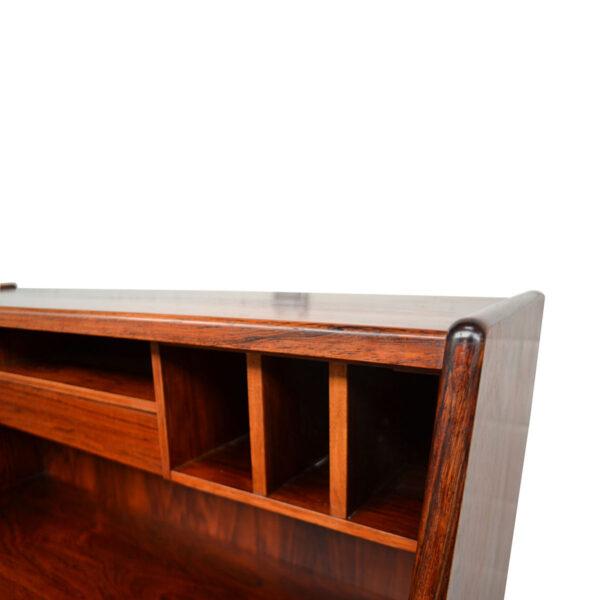 Vintage Rosewood Cabinet by Arne Wahl Iversen - detail