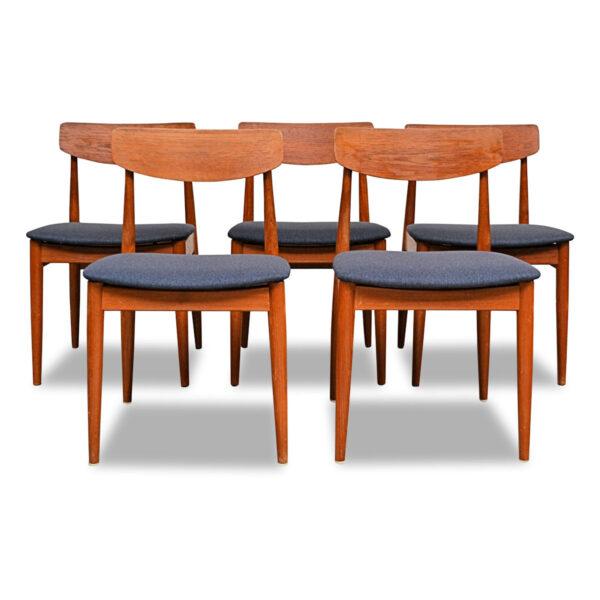 Vintage Teak Casala Dining Chairs