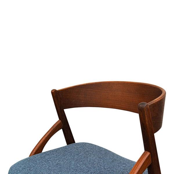 Vintage Danish Teak Dining Chairs