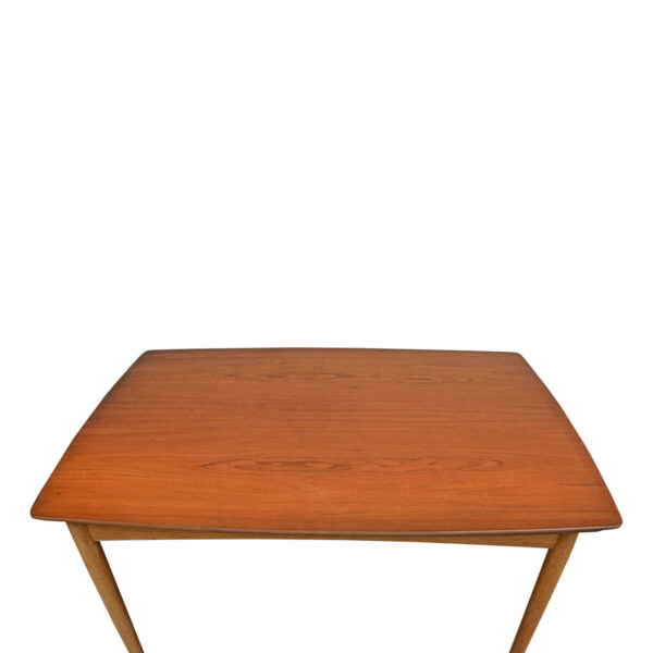 Vintage Teak Danish Dining Table by Poul Volther