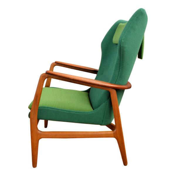 Vintage Aksel Bender Madsen Lounge Chair